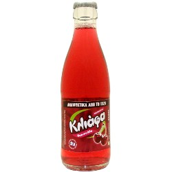 KLIAFA CHERRY BOTTLE 250ML
