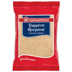 Wheat rusk crumbs, Papadopoulou 180gr