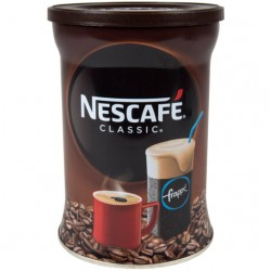 INSTANTANEOUS COFFEE NESCAFE CLASSIC 200gr