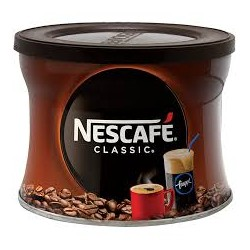 INSTANTANEOUS COFFEE NESCAFE CLASSIC 100gr