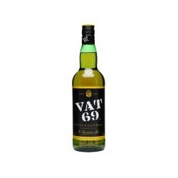 Whiskey Vat69  (700 ml)