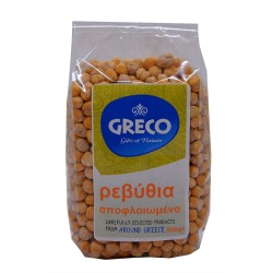 CHICKPEAS PEELED 500gr