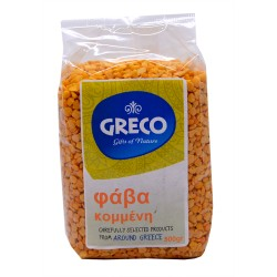 SPLIT PEAS CUT 500gr